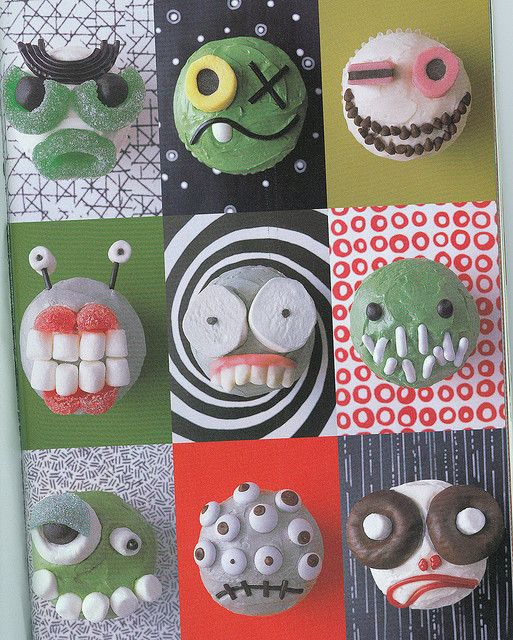 martha stewart creepcakes martha stewart kids magazine fall 2005 - Martha Stewart Halloween Cakes
