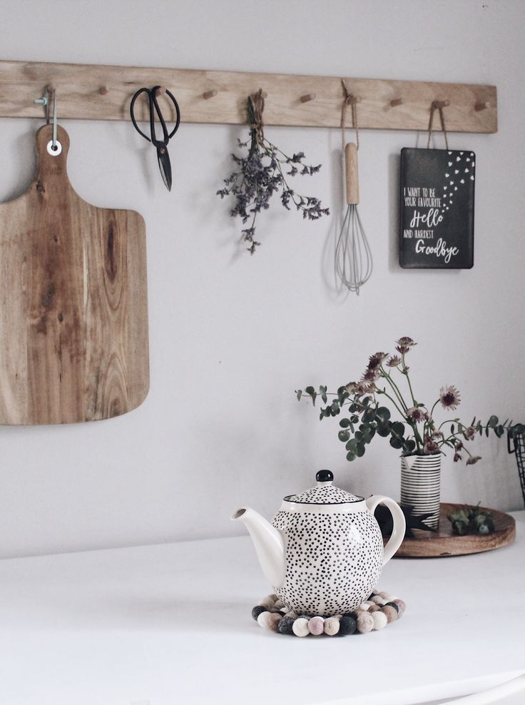 Photo of DIY wall shelf made of wood – Boho and Nordic | DIY & interior blog