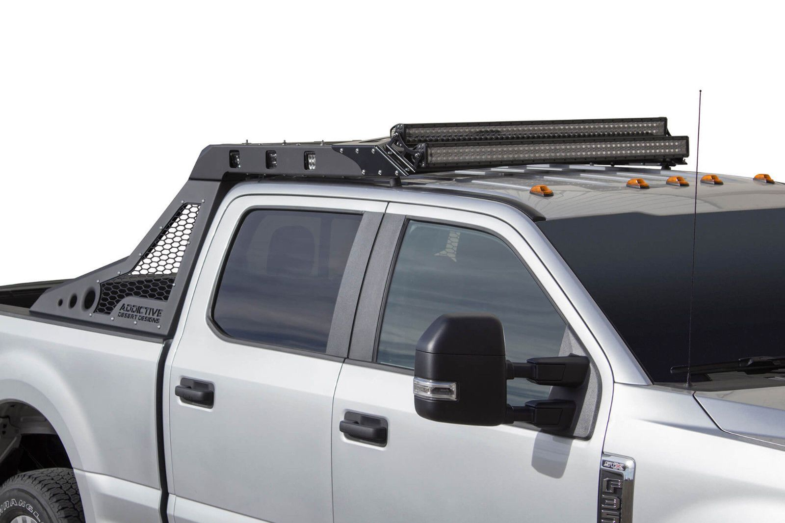 The Honeybadger Chase Rack S Modular Design Allows You To Add What You Want Where You Need It With Three Key Compon Roof Rack Ford Super Duty Truck Roof Rack