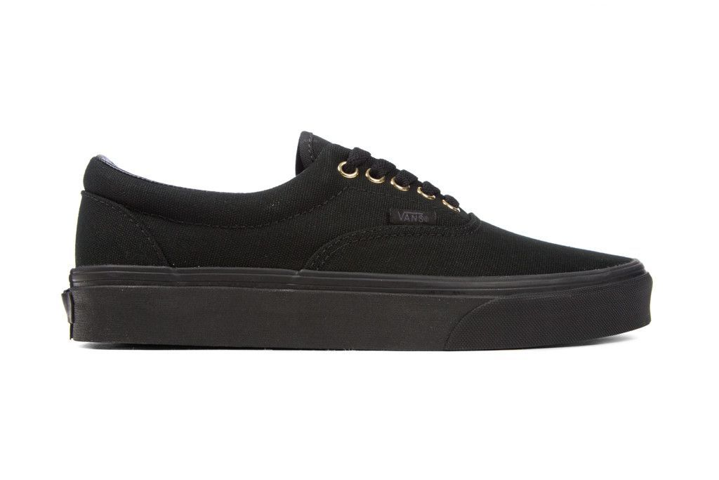 Vans Era Gold Mono - Black