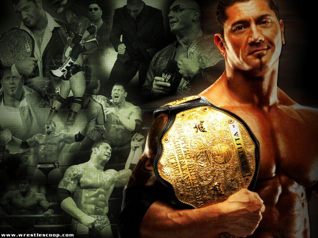 Wwe Wwe Trish Sports Player Dave Batista 1024x768px Wallpapers Wwe Trish Wwe Superstars Wrestling Professional Wrestling