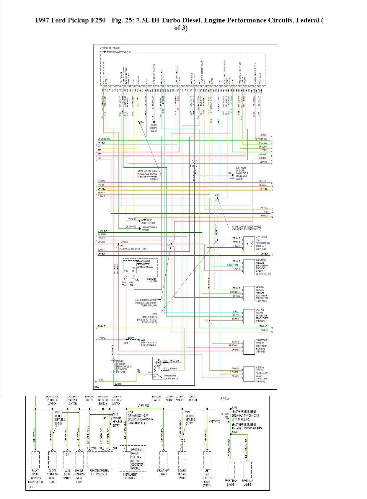 97 Ford F 350 Wiring | collude-decorati Wiring Diagram Page -  collude-decorati.reteambito.it | Ford F 350 Engine Schematic |  | Rete territoriale di ambito 2