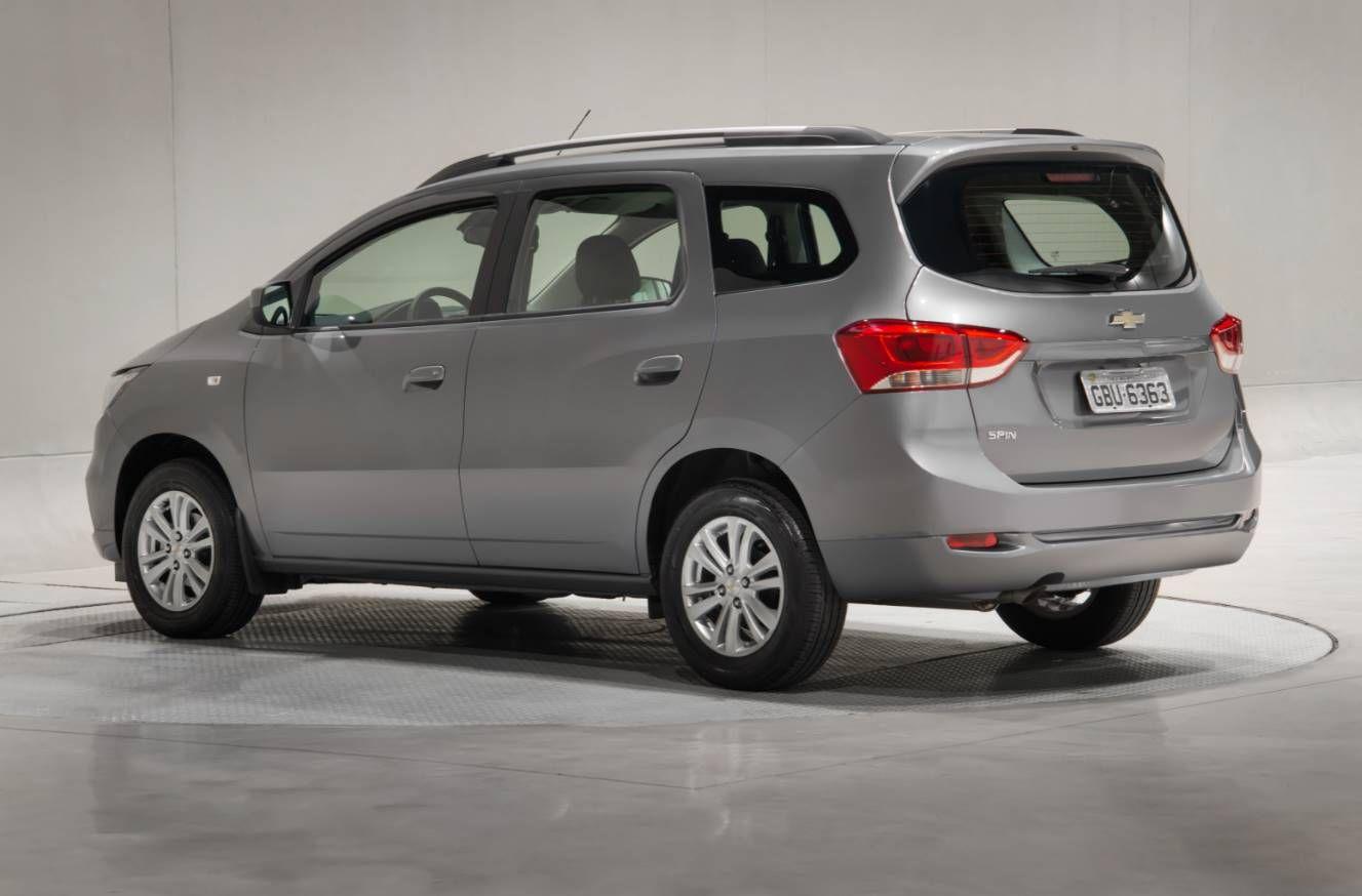 Confira Todos Os Detalhes Do Novo Chevrolet Spin Pcd 2020 Lt