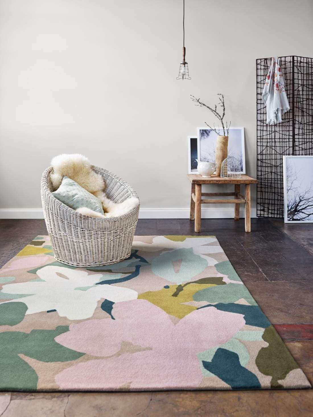 This Bloom Esp 4204 01 Carpet Is Designed In Europe By Esprit