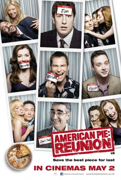American Pie Reunion Viking Usa Reencontros Filmes E American