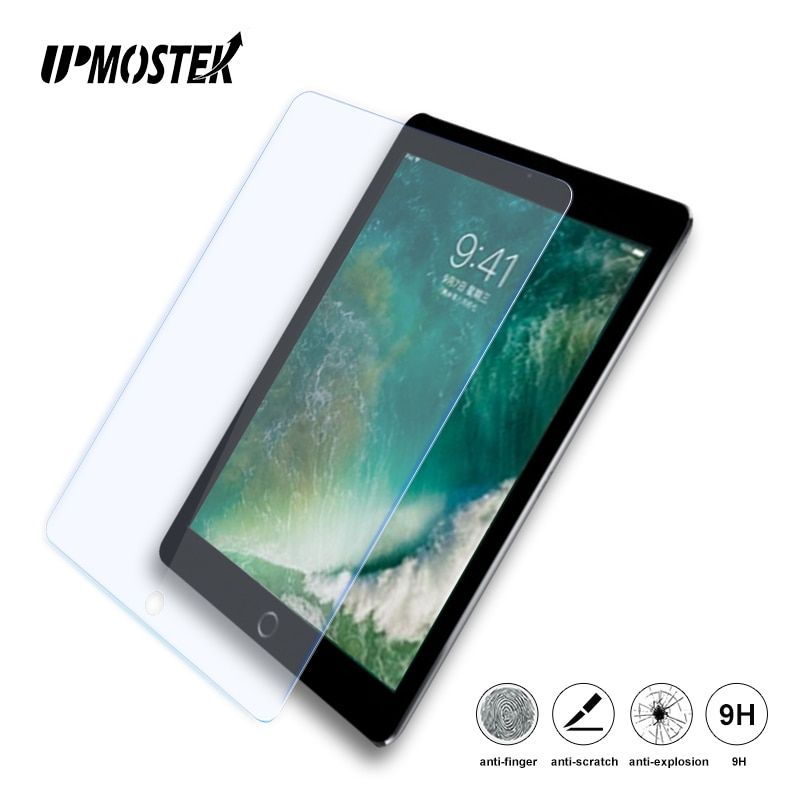 HD Real Tempered Glass Film Screen Protector For Apple iPad Mini 1//2//3  Pro 9.7