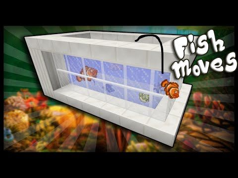 Minecraft How To Make A Working Bathtub Youtube Minecraft