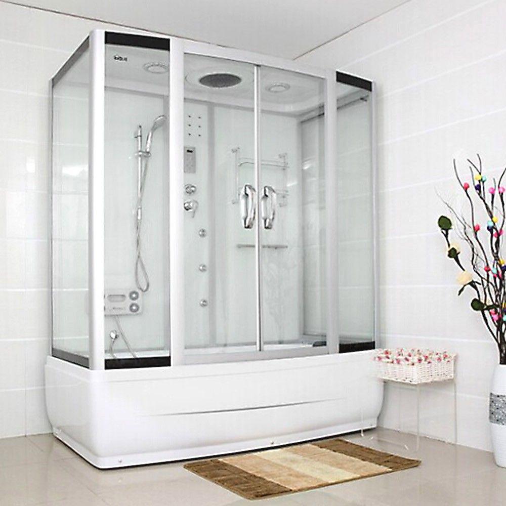 Badewanne Dusche Whirlpool Dampfsauna In Einem System Dusche Badewanne Whirlpool