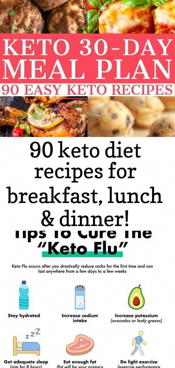 90 keto diet recipes for breakfast lunch  dinner ketogenic 30 day meal plan 84