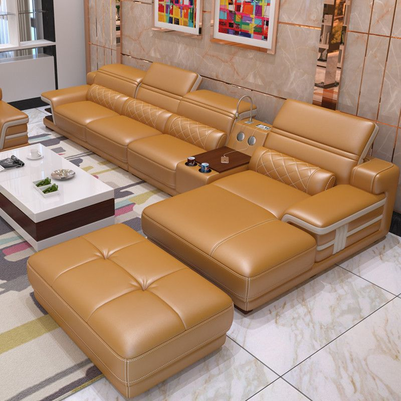Leather Couch Not Only Durable But Also Age Well Page 33 Of 62 Sciliy Living Room Sofa Design Living Room Leather Living Room Sofa Set