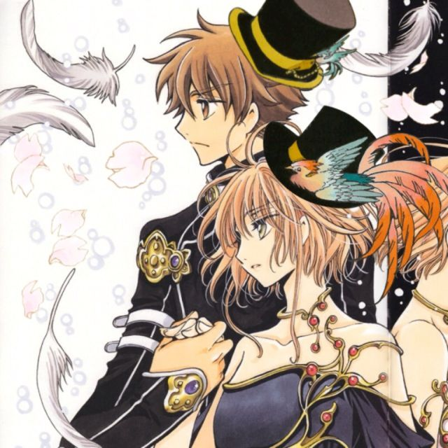 Clamp. Tsubasa Reservoir Chronicle