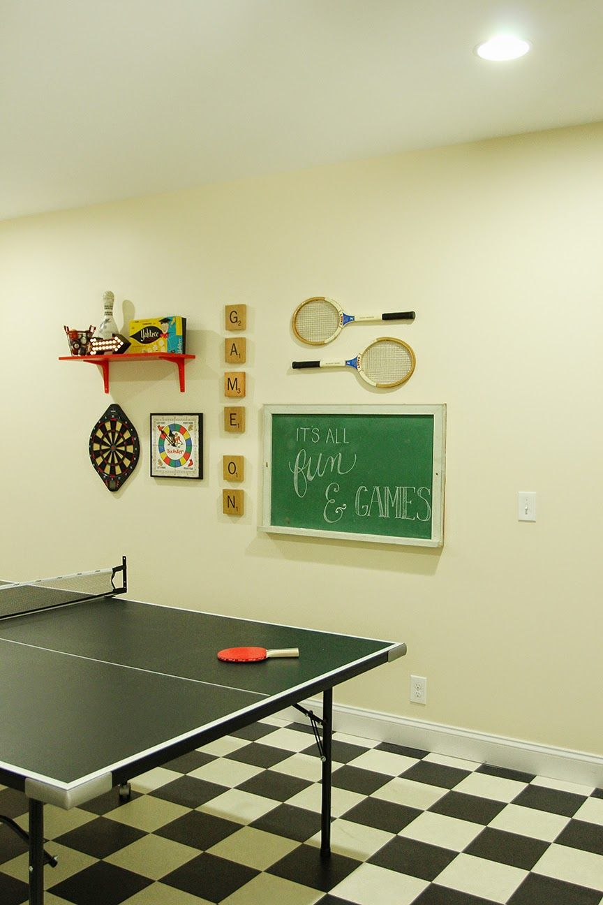 Image result for The décor Arcade lover ping pong