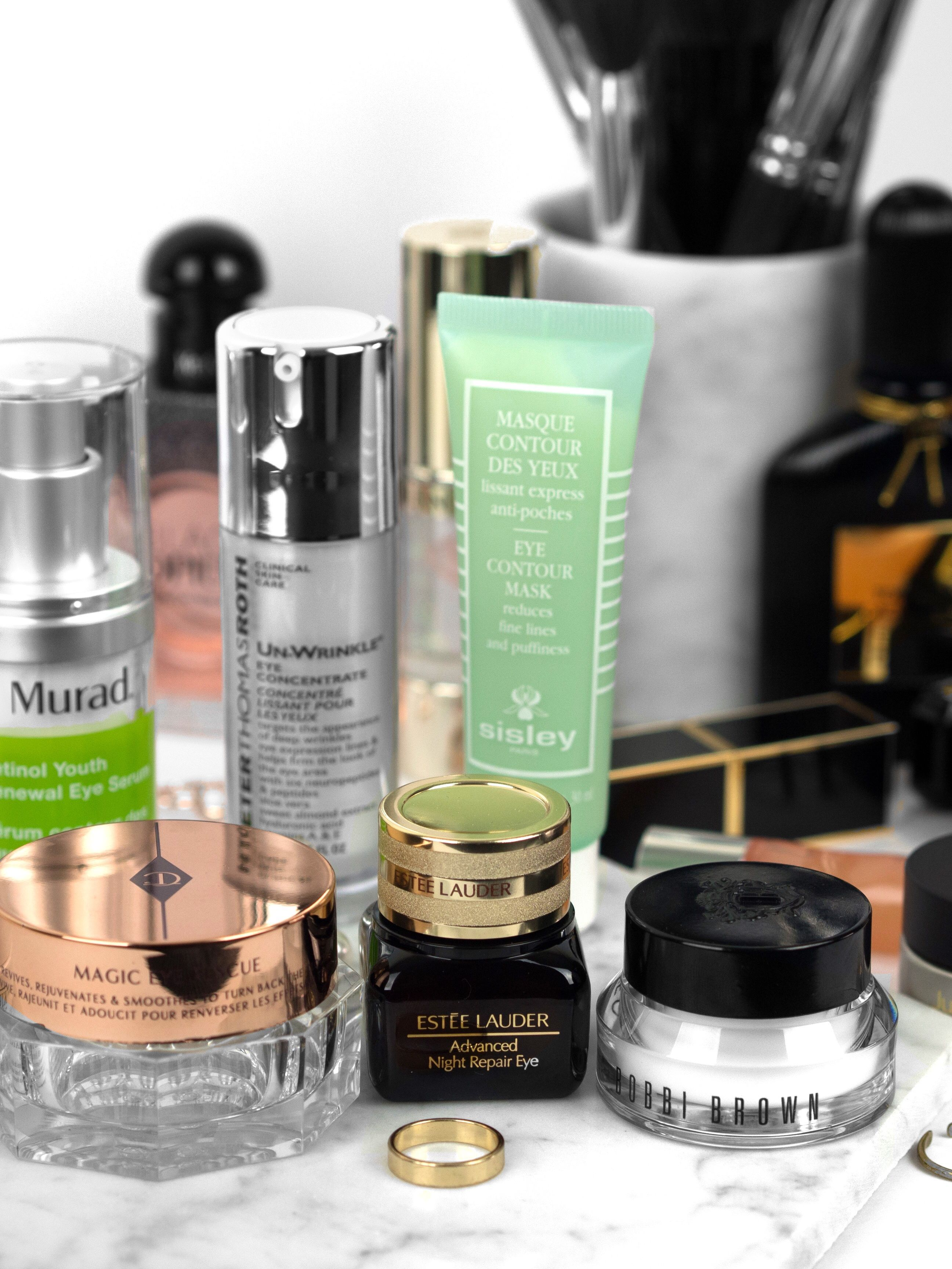Best Eye Creams to Combat Wrinkles Puffiness and Dark Circles