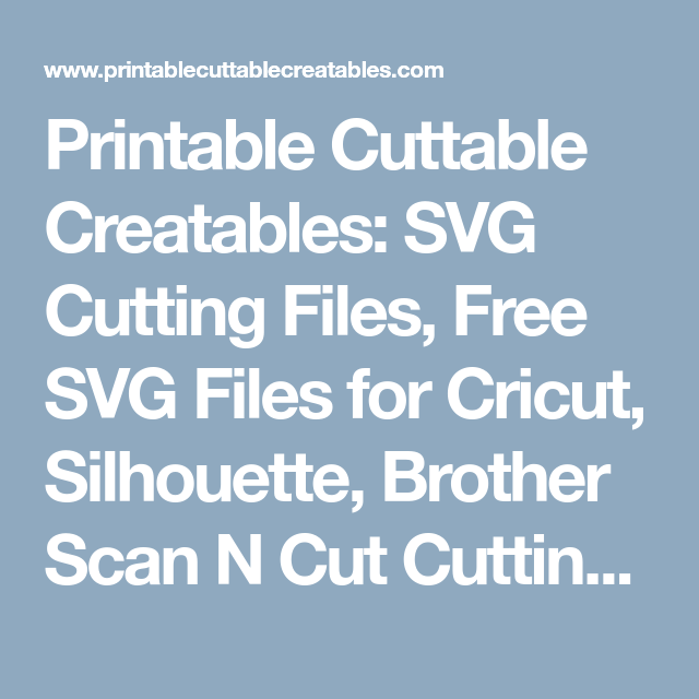 photograph regarding Printable Cuttable Creatables named Printable Cuttable Creatables: SVG Chopping Data files, Free of charge SVG