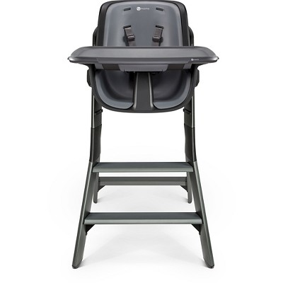 booster seat high chair klaussner rocking 4moms black gray products baby toddler