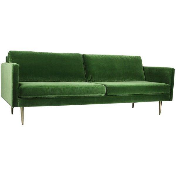 The Matt Blatt Big Apple 3 Seater Sofa 1 855 Liked On