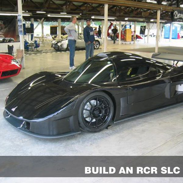 Build An Slc From Rcr Kit Cars Replica Cars Lemans Racing