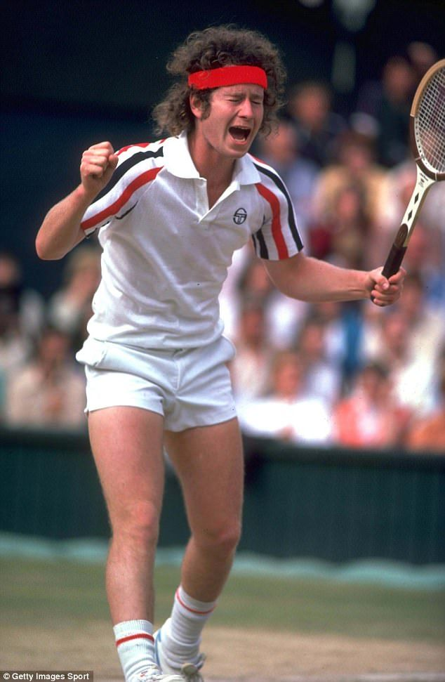timeless design 8b477 20b85 John McEnroe was notoriously temperamental during tennis matches. He mocked  Serena Williams for her meltdowns but said his overall body of work  eclipses ...