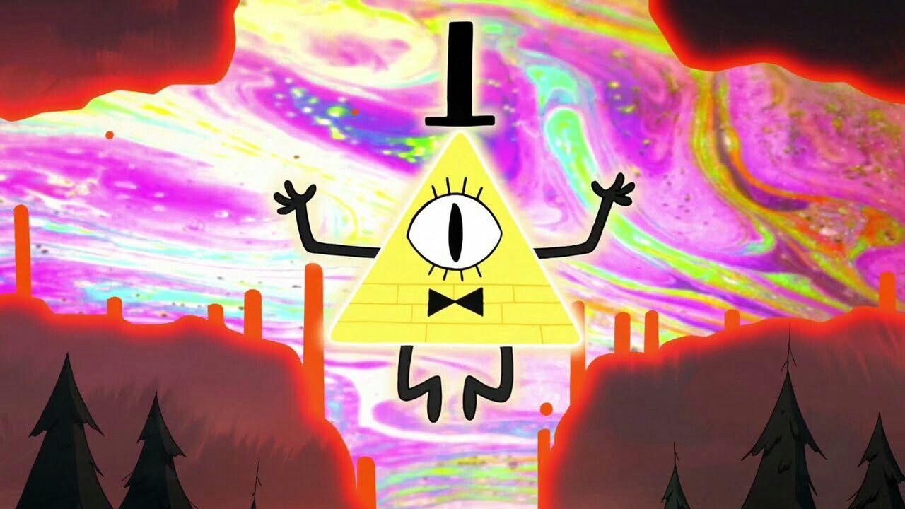 Bill... By: Luiza Yumi | Waddles! | Gravity falls, Gravity ...