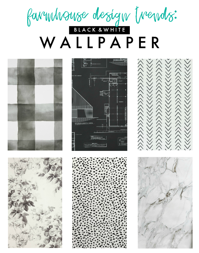 Modern Farmhouse Design Trend Wallpaper (With images