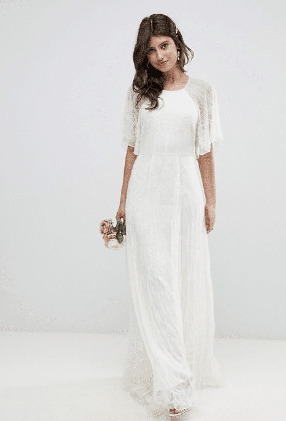 Where To Buy A Cheap And Affordable Wedding Dress On A Tight Budget In 2020 Embellished Wedding Dress Art Deco Wedding Dress Deco Wedding Dress