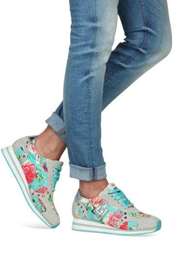 Liu Jo schoenen Jackie ocean wave koop je online bij MooieSchoenen.nl
