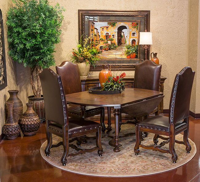 43+ Tuscan round dining table and chairs Best Seller