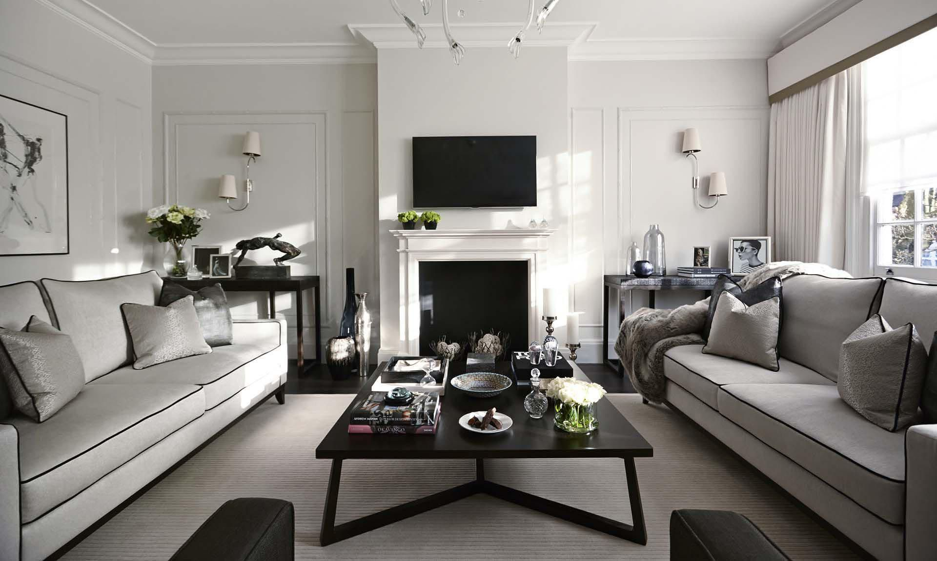 Boscolo High End Luxury Interior Designers In London Formal