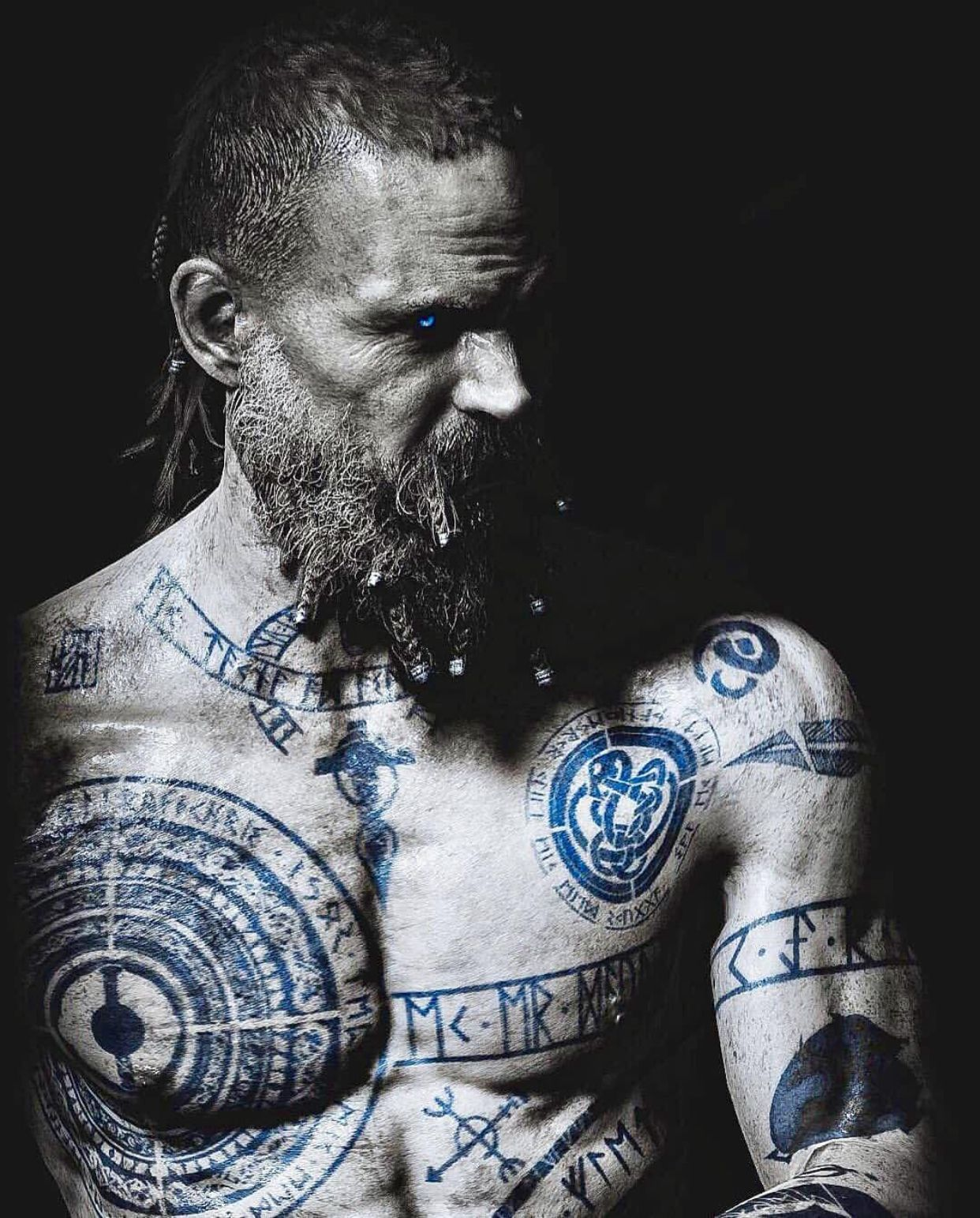 Pin by Erik Mcelroy on Vikings Ancient tattoo God of