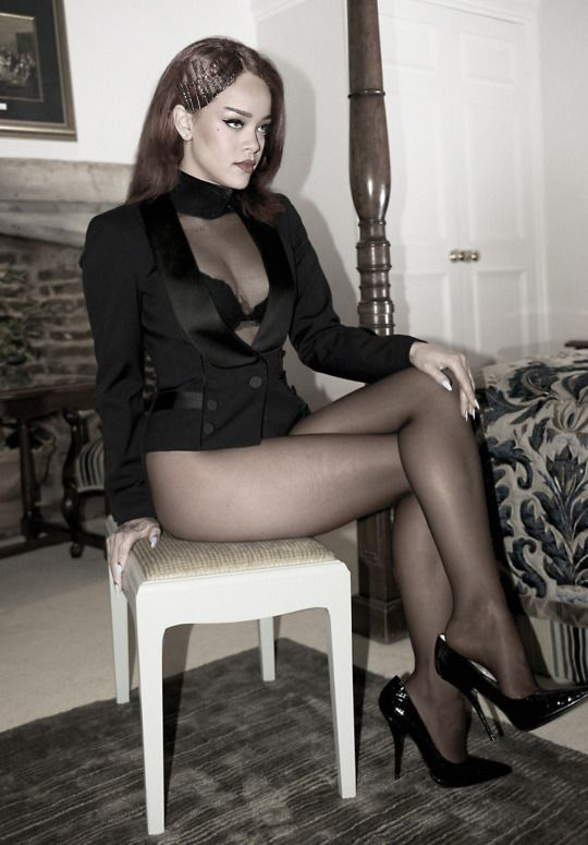 Leopard High Heel Chair Mint Accent Rihanna | Nylon Wrapped Pinterest Rihanna, Stockings And Sexy Feet