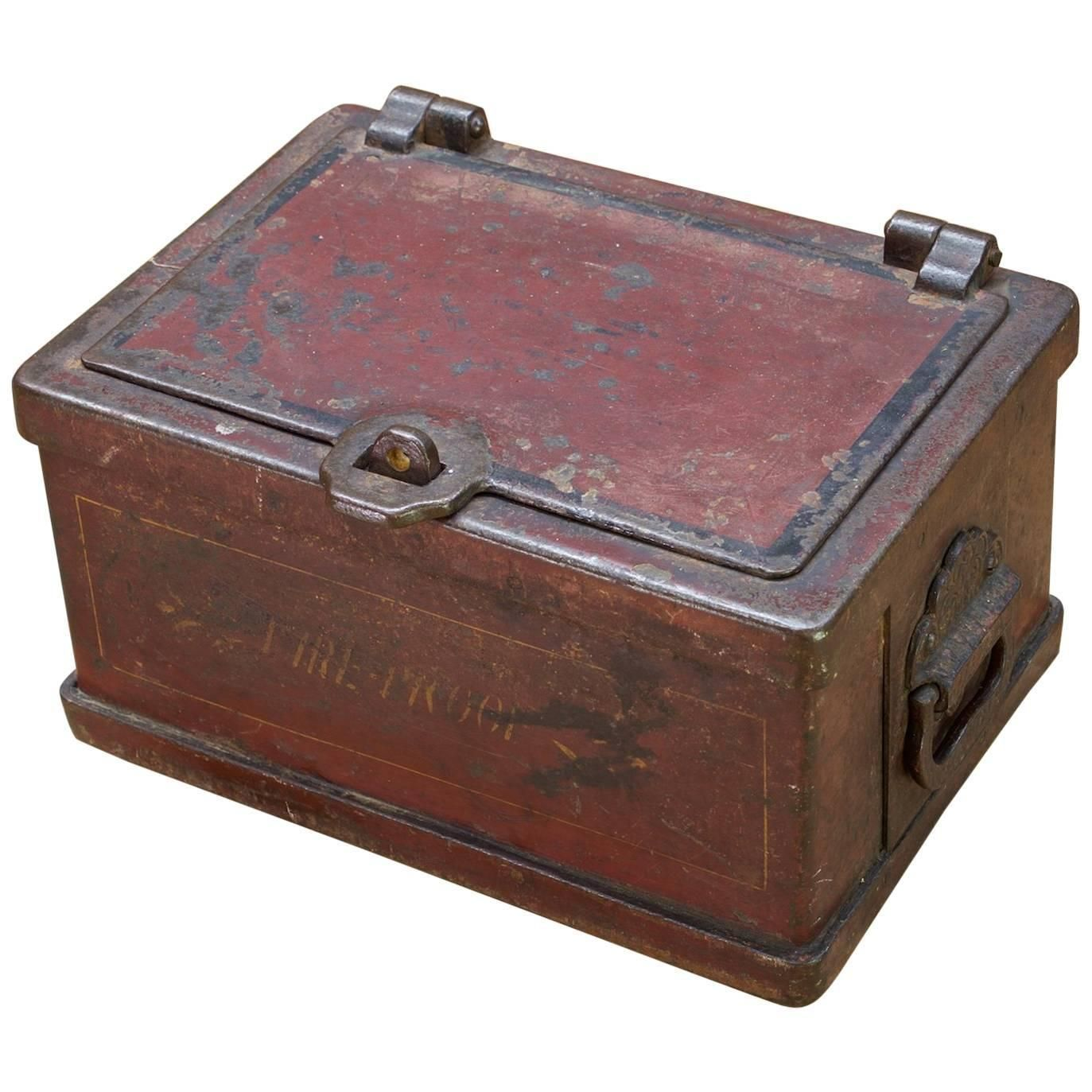 Fireproof Safe And Fireproof Bags Jewelry Chest Safe Box