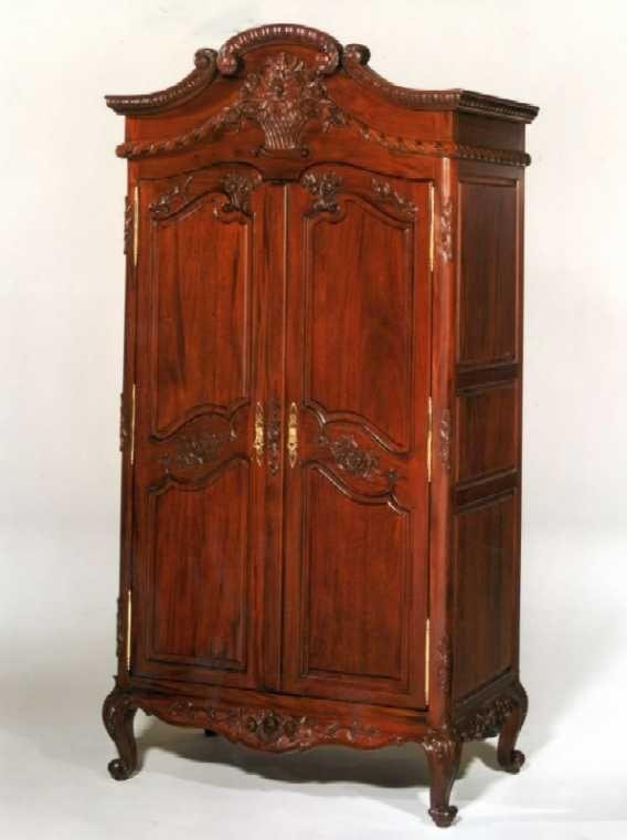 Antique Closet Dresser Home Decor
