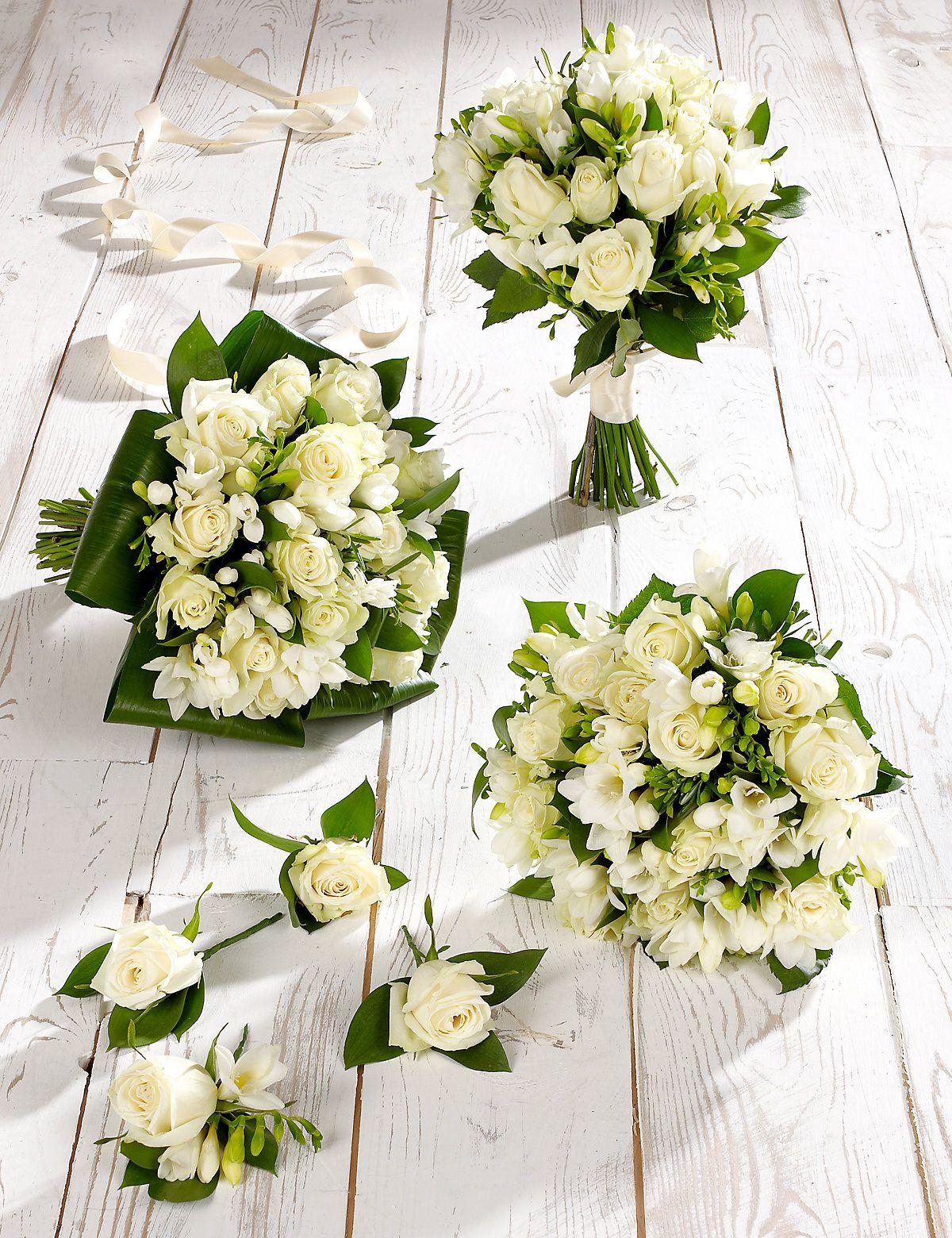 White rose freesia wedding flowers collection 2 flower white rose freesia wedding flowers collection 2 izmirmasajfo Gallery