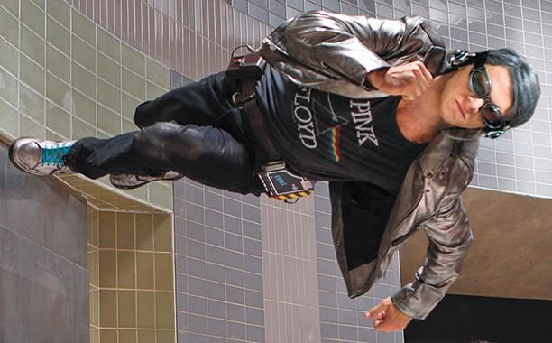 Quicksilver X Men Days Of Future Past Costume Cosplay Dream l...