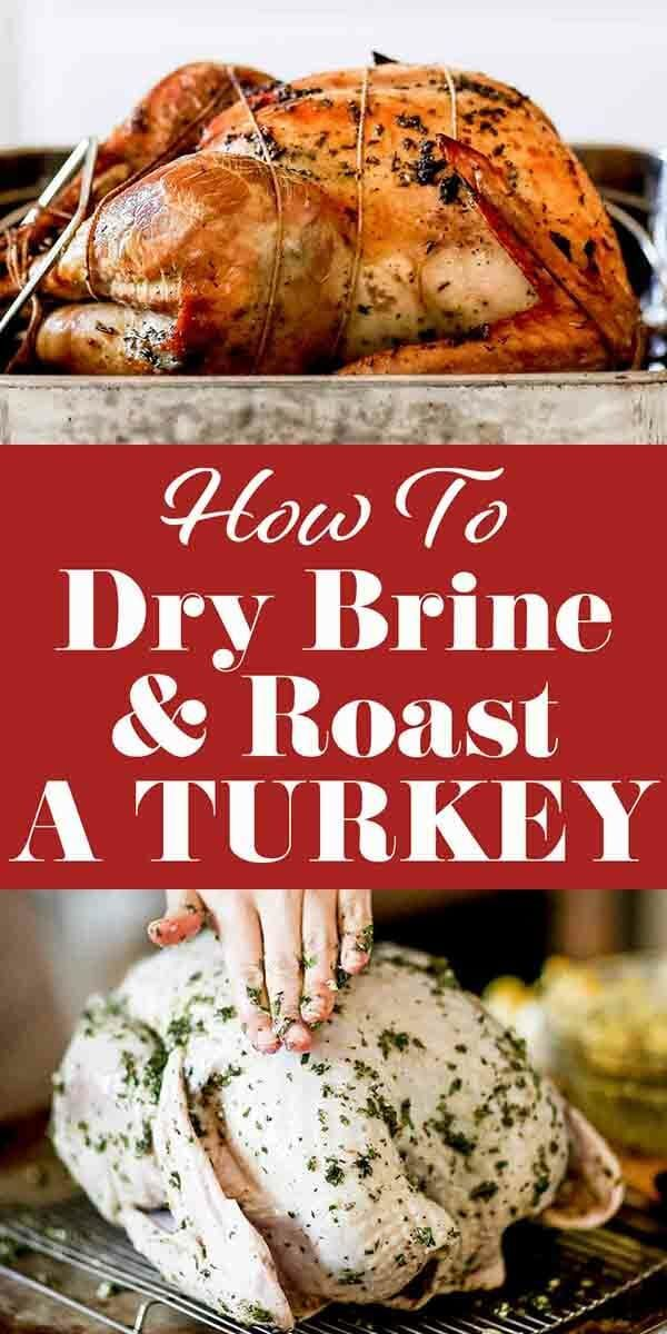 How to Dry Brine and Roast a Turkey Recipe | SimplyRecipes.com