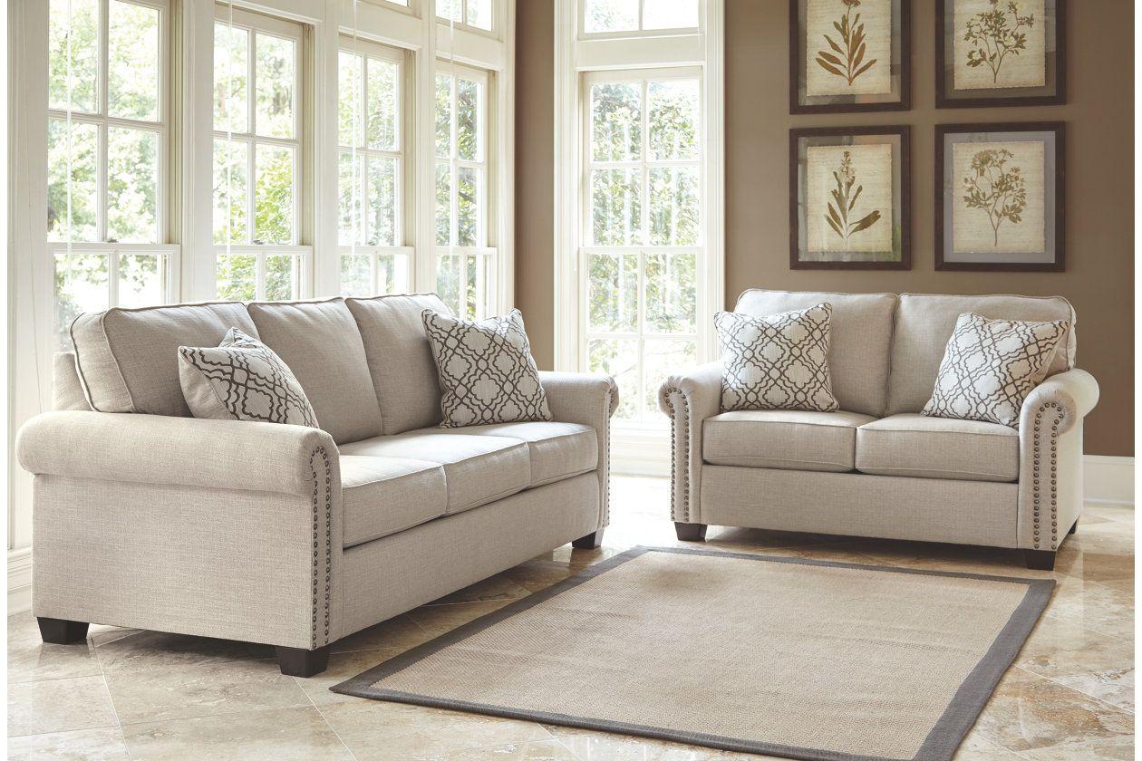 Farouh Sofa And Loveseat Ashley Furniture Homestore As