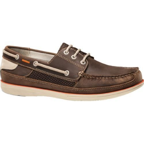 Mens Dockers Yost Chocolate Oily Crazyhorse  Mens Boat ShoesShoes