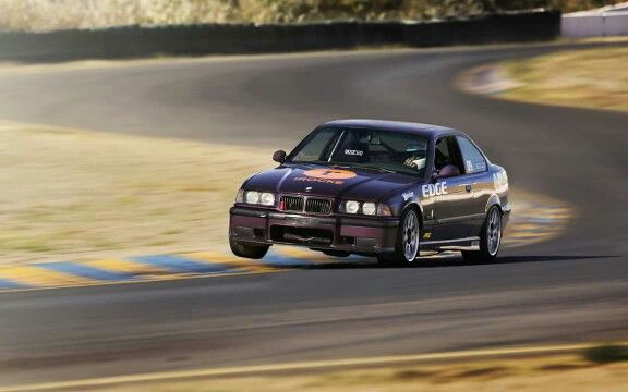 Turn 8A at Sears Point. #E36 #M3 #BMW #searspoint # ...