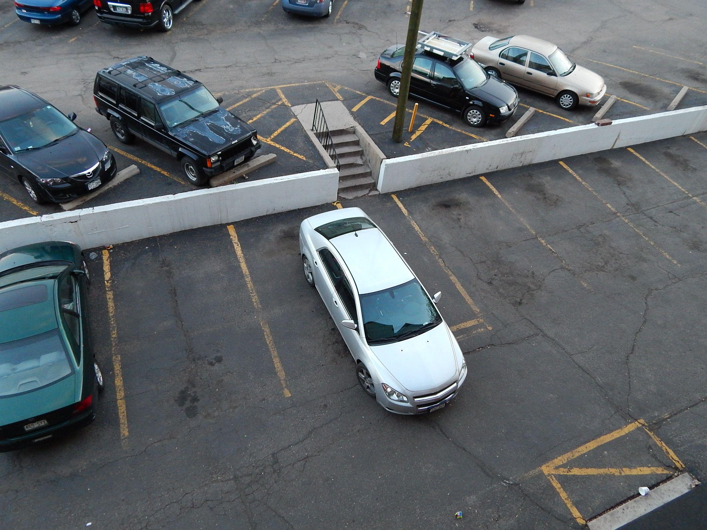 Superb Parking.