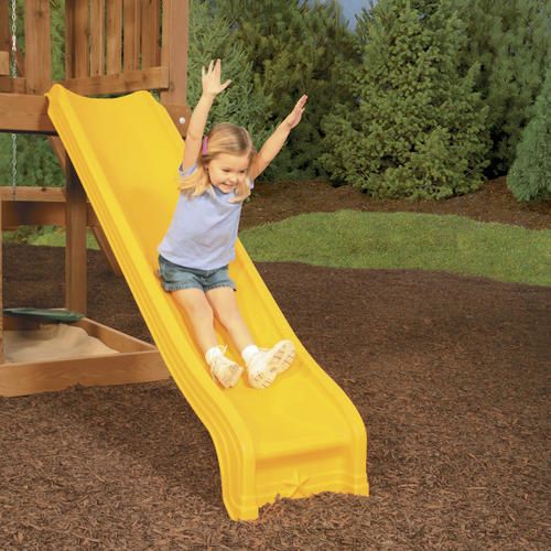 Best Playstar Scoop Slide Swing Set Accessories Kids Indoor 400 x 300