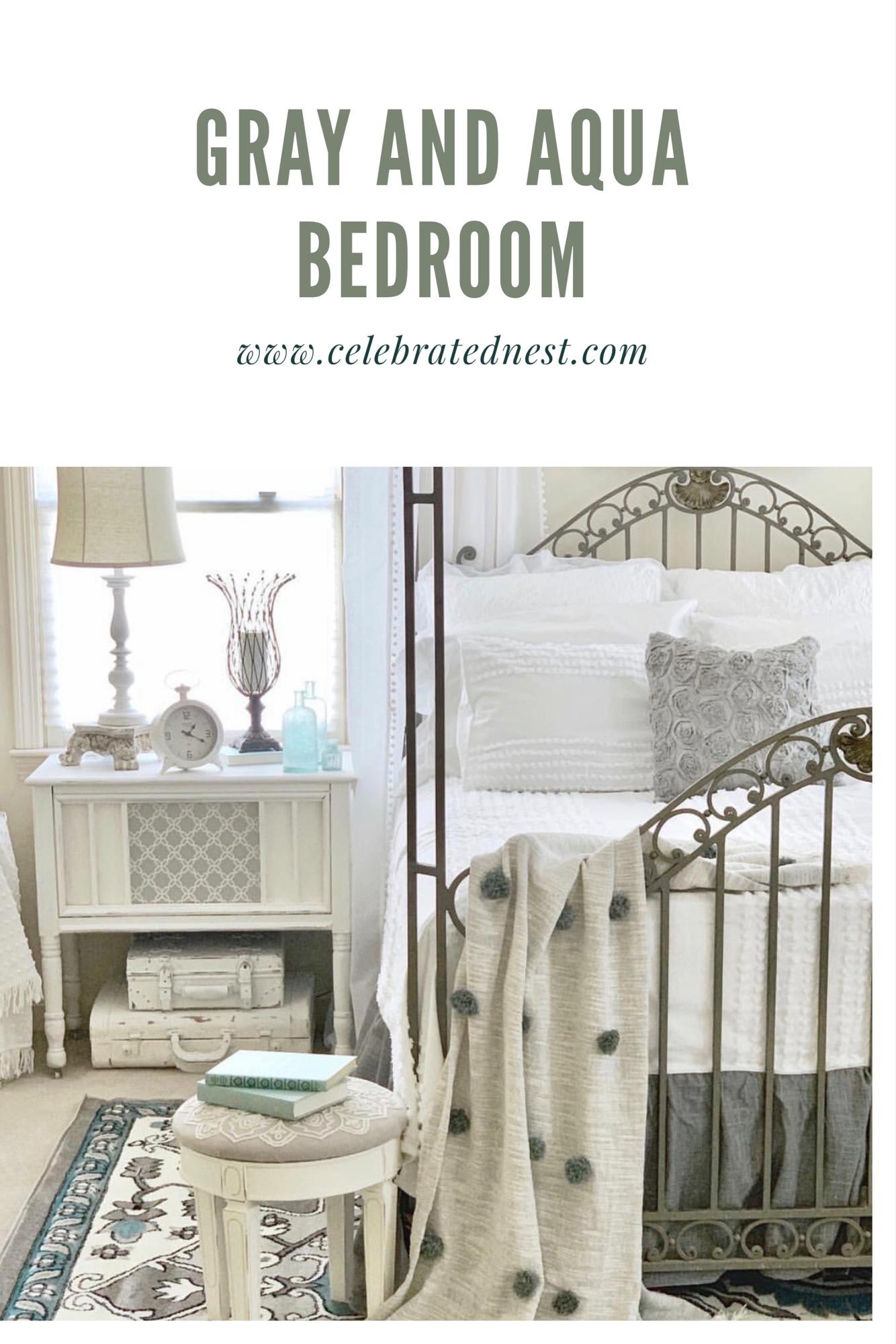 Master bedroom makeover #bedroom #bedroomdecor #vintage # ...