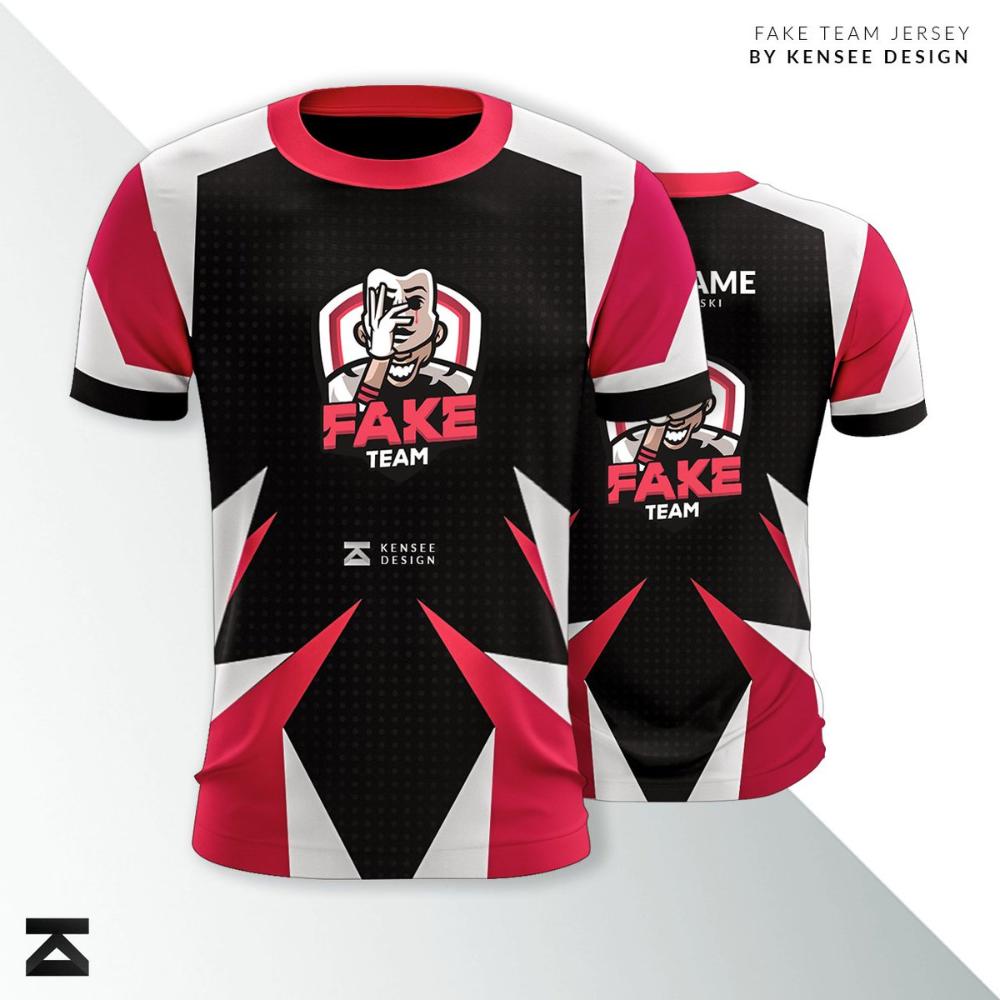 Download Jersey Gaming Black Google Penelusuran Sport T Shirt Shirt Template Game Black