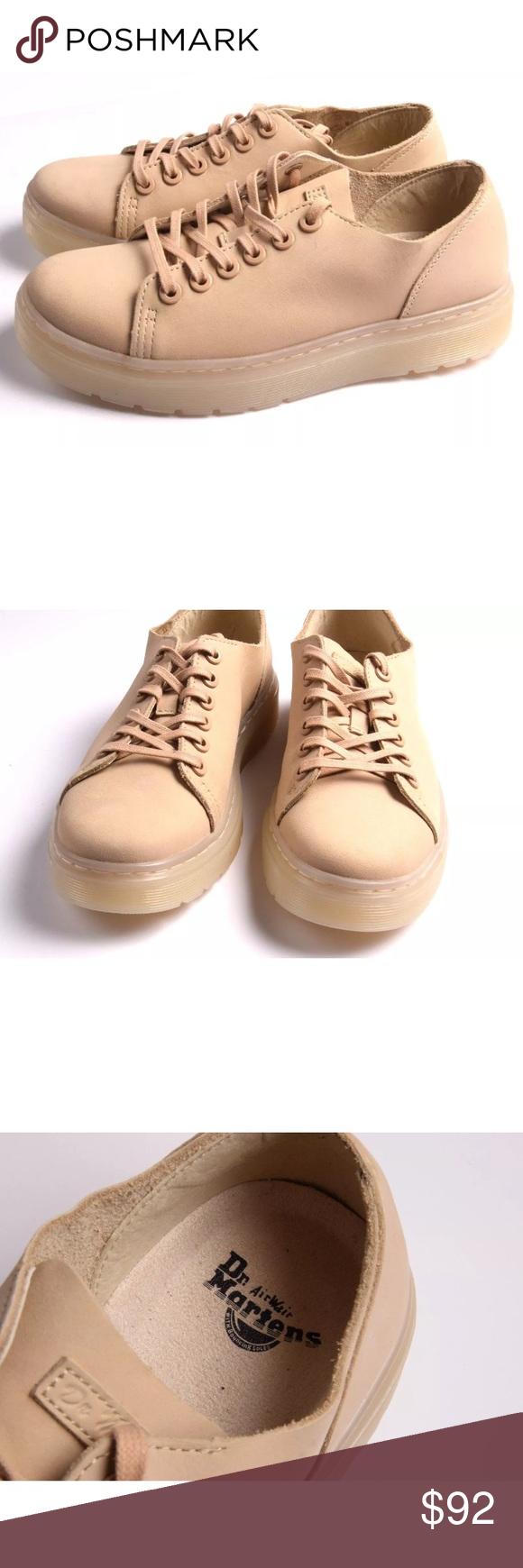 f2e4f0b6d5a Dr. Martens Airwair Suede Platform Sand Sneaker Dr. Martens Airwair Suede  Platform Sneaker Nude
