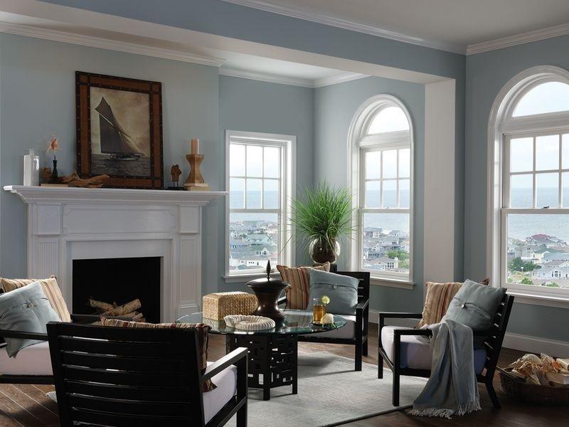 Neue Fenster einbauen - klassisches Wohnzimmer einrichten | Ideen ...
