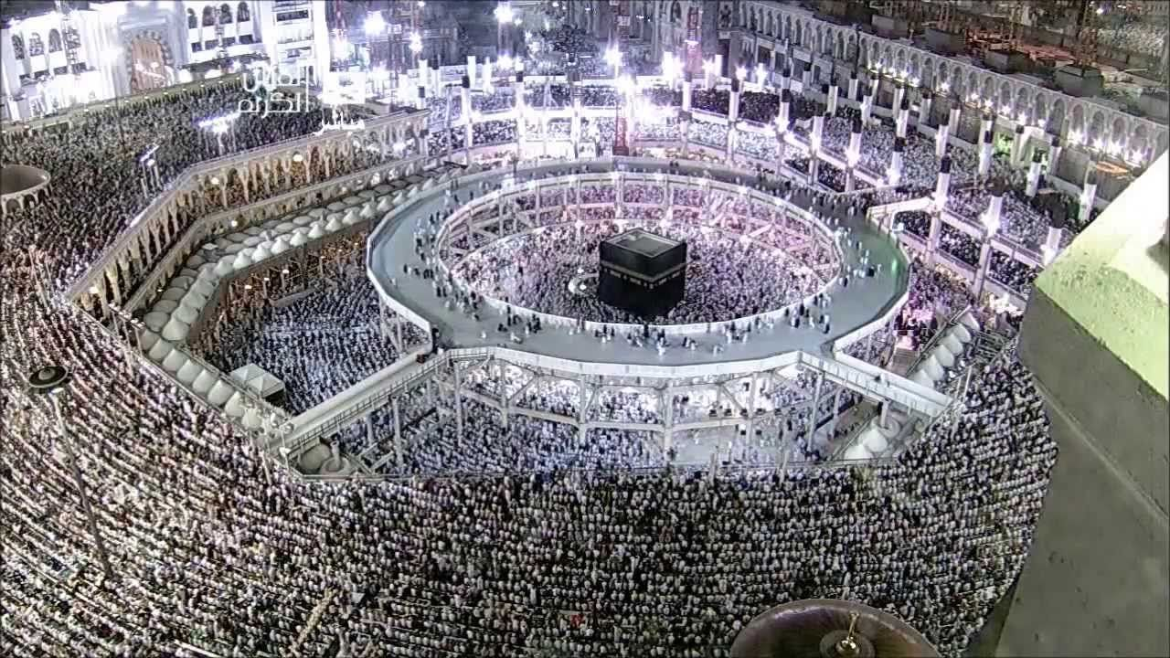 دعاء ختم القرآن الكريم رمضان 1434 من المسجد الحرام الشيخ عبدالرحمن السد Hajj Pilgrimage Pilgrimage Masjid