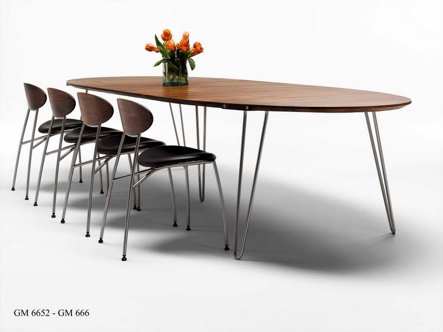 Gm 6672 ronde uitschuifbare tafel interiordesignshop.eu home