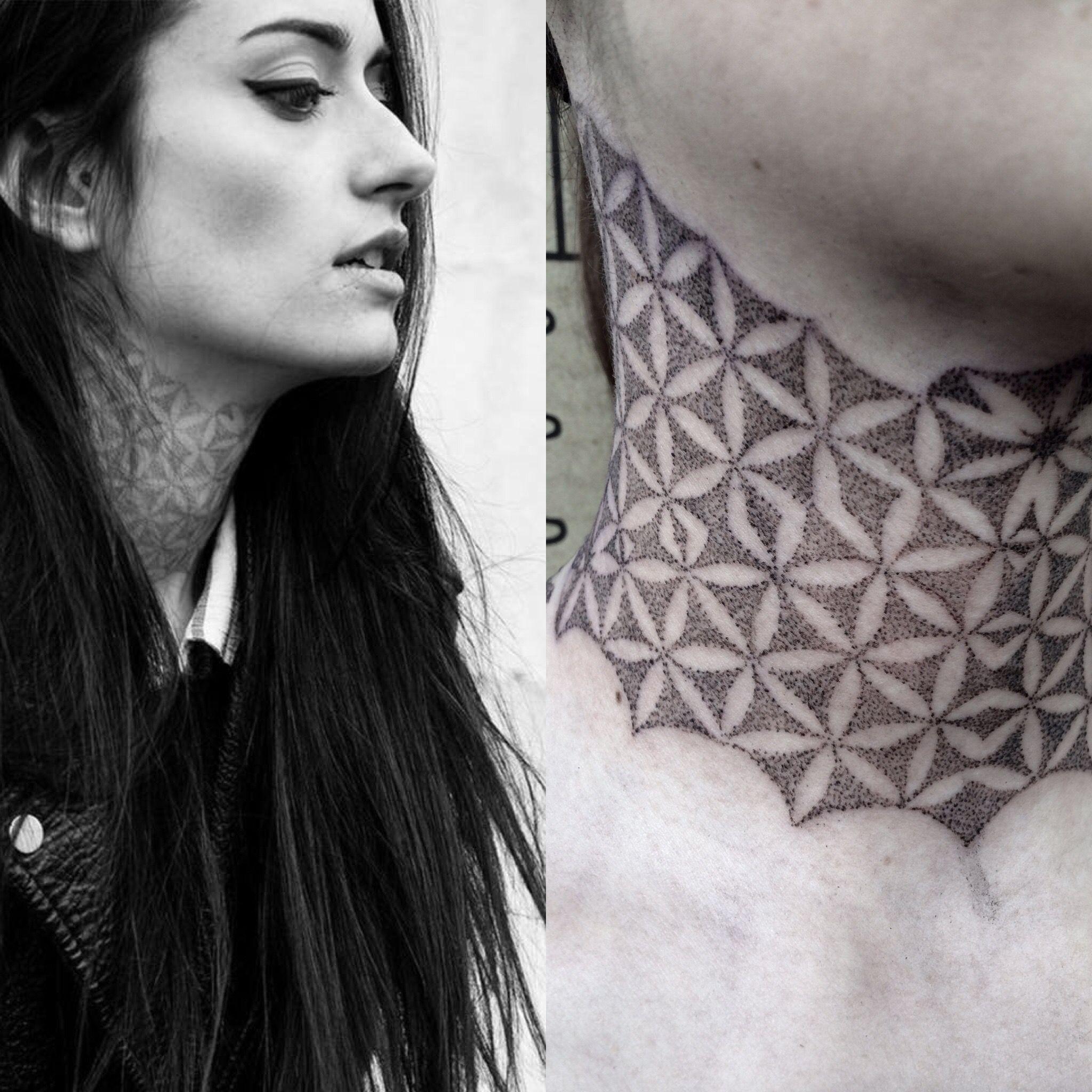 19+ Tatouage fleur de vie trends