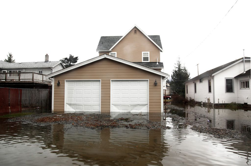 Are You Prepared For Water Damage Damage Restoration Flooded House Emergency Water