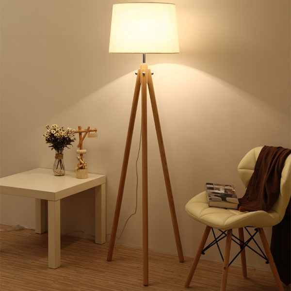 Stylish design at an affordable priceselina 61 wood tripod floor stylish design at an affordable priceselina 61 wood tripod floor lamp aloadofball Images
