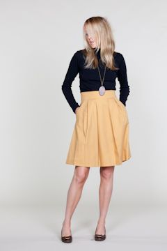 Emerson Made. Skirts with Pockets.